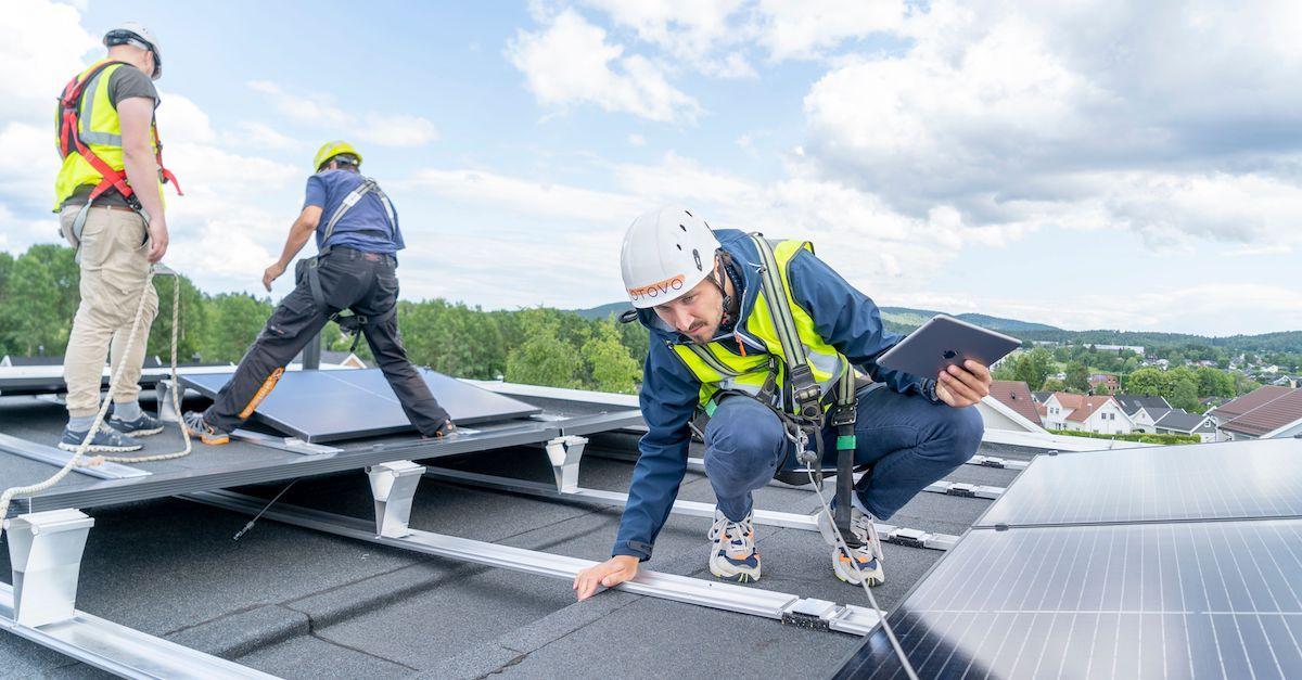 Otovo anpassar solcellsanläggningen efter dina behov