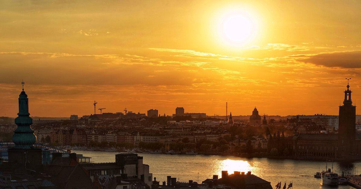 sol i Sverige