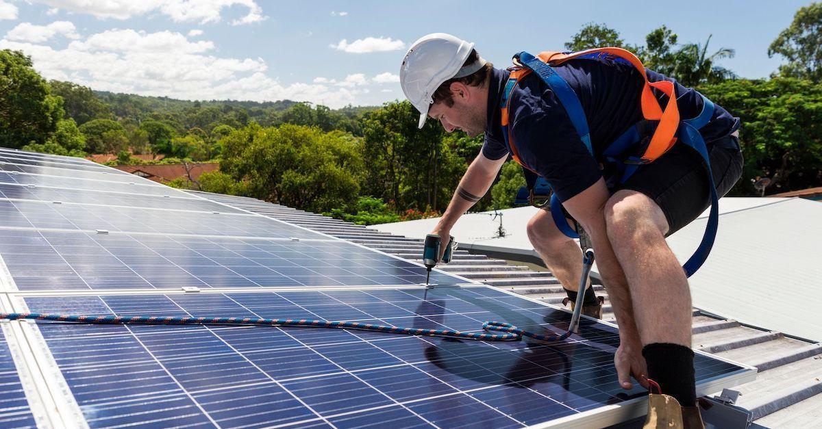 service på solceller